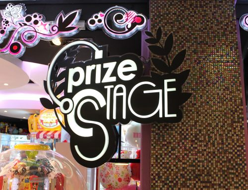 Prize Stage